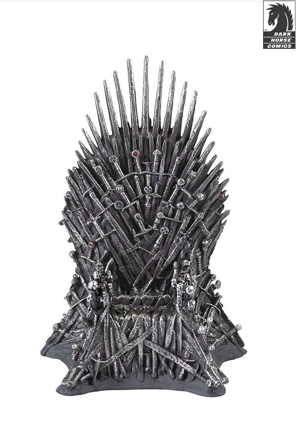Dark Horse Game of Thrones Iron Throne Business Card Holder